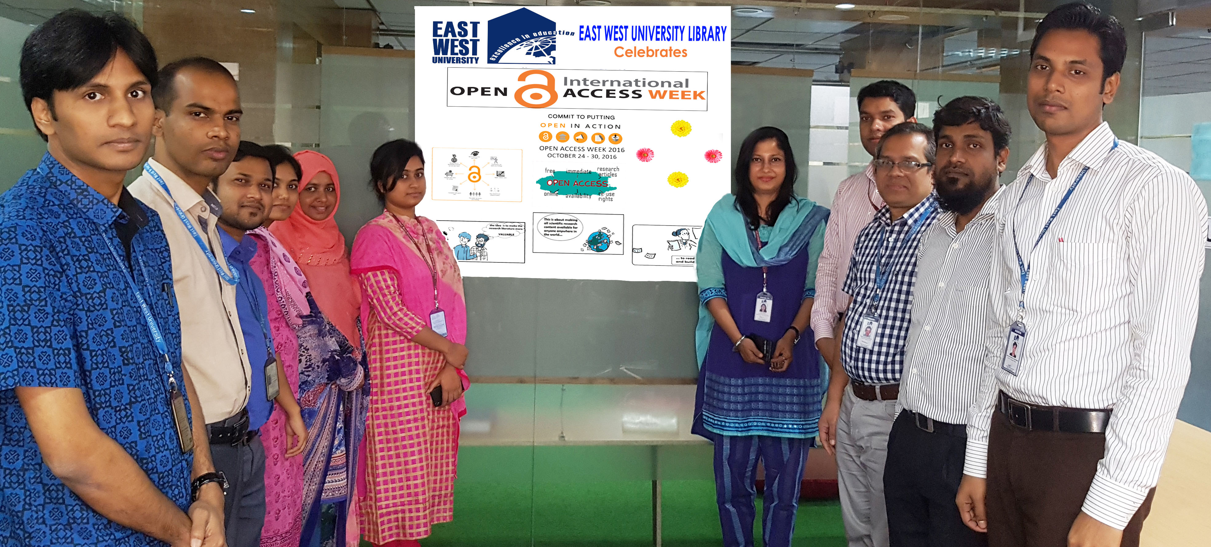 EWU Library Celebrated International Open Access Week 2016.jpg